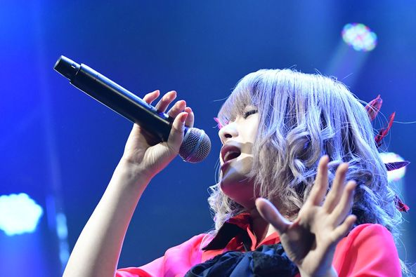 2月25日(土)@渋谷TSUTAYA O-EAST(Fuki Commune ) (okmusic UP's)