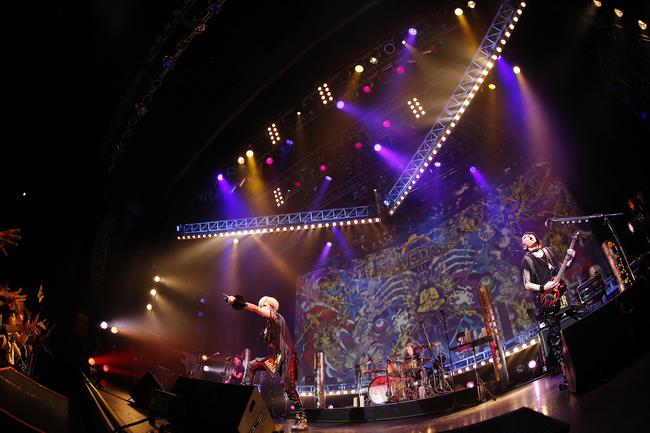 LM.C、全国ツアーがTSUTAYA O-EAST公演よりスタート! 「かなりヤバいツアーになっていきそう」
