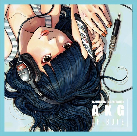 アルバム『AKG TRIBUTE』 (okmusic UP\'s)