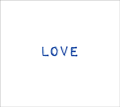 アルバム『LOVE』 (okmusic UP's)