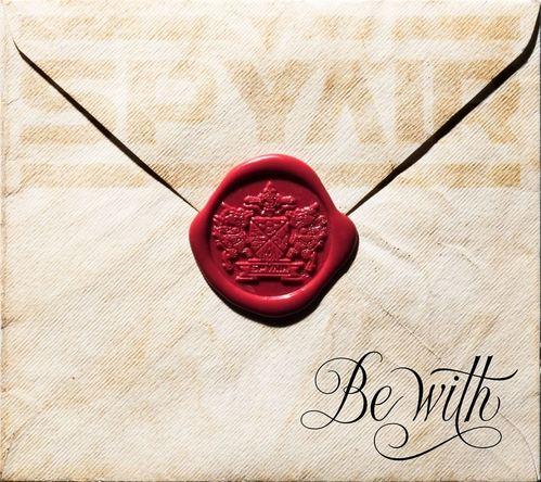 シングル「Be with」【初回生産限定盤】(CD+DVD) (okmusic UP\'s)