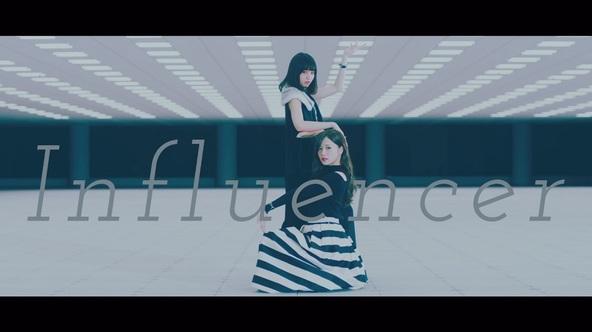 「インフルエンサー」MV キャプチャ (okmusic UP\'s)