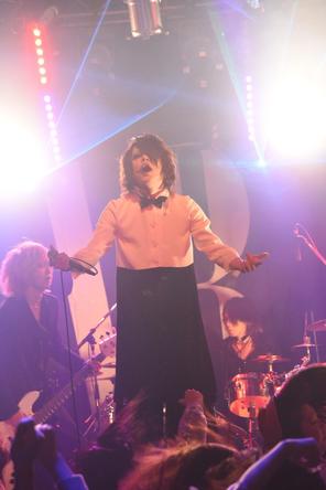 GreeΣ、始動ライブは大盛況にて終了!3月1日より配布開始の1st Single「GreeM」は早くも配布終了店続出…!! (okmusic UP\'s)
