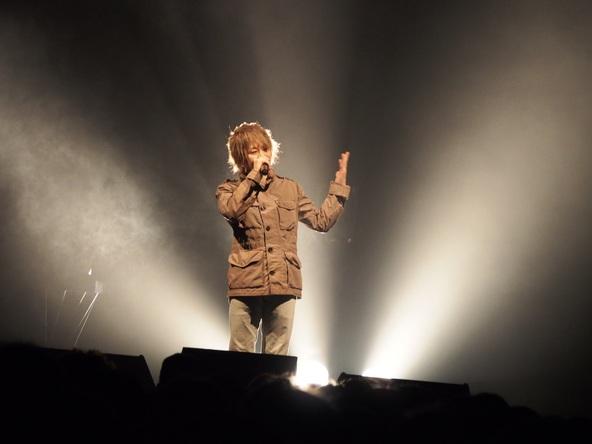 太志ソロツアー「ひなたにユメを散らかして TOUR 2014」のツアーファイナル福岡公演 (okmusic UP's)