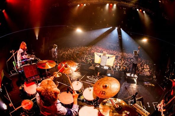 3月3日@Zepp Sapporo (okmusic UP's)