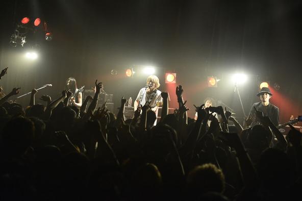 6月14日@渋谷club asia (okmusic UP's)