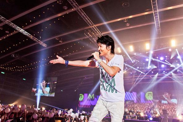 6月14日(土)@香港コンベンション&エキシビション・センター (okmusic UP's)