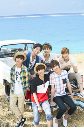BOYFRIEND (okmusic UP's)