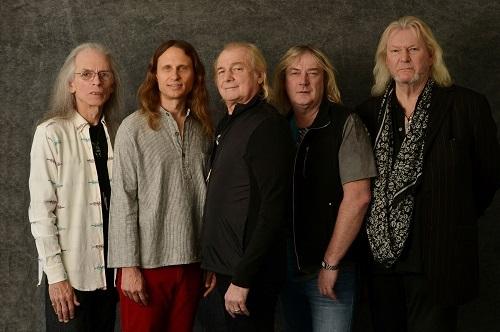 45周年を迎えるプログレバンド、イエスが11月に来日 (okmusic UP's)