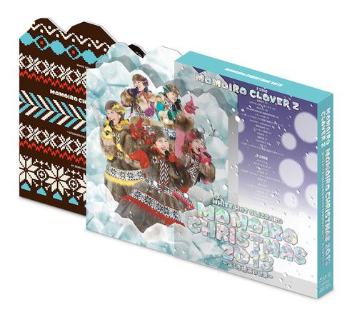 Blu-ray&DVD 『ももいろクリスマス2013 ~美しき極寒の世界~』展開 (okmusic UP's)