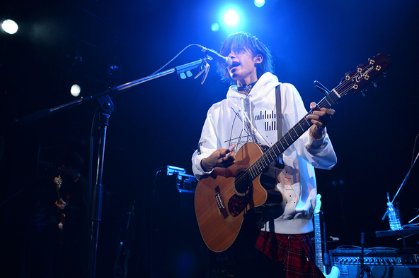 3月5日@SHIBUYA WWW (okmusic UP\'s)