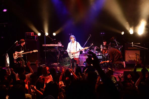 3月5日@SHIBUYA WWW (okmusic UP's)