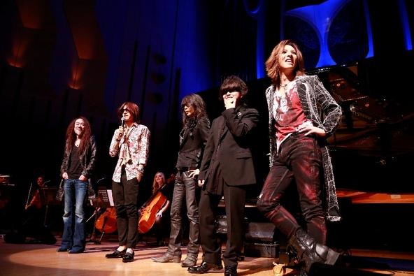YOSHIKI、ワールドツアー東京公演 (okmusic UP's)