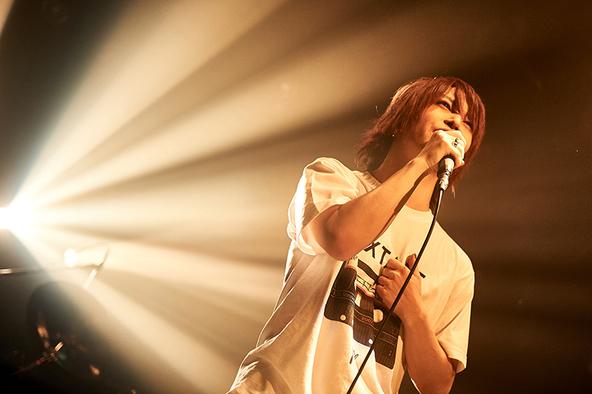 3月9日@恵比寿LIQUIDROOM (okmusic UP's)