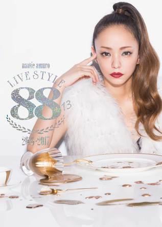 DVD「namie amuro LIVE STYLE 2016-2017」 (okmusic UP\'s)