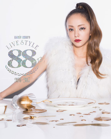 Blu-ray「namie amuro LIVE STYLE 2016-2017」 (okmusic UP's)