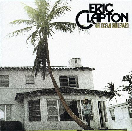 『461 Ocean Boulevard』('74)/Eric Clapton (okmusic UP\'s)