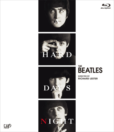 Blu-ray 『A HARD DAY'S NIGHT』 【通常盤】 (okmusic UP's)