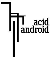 acid android  ロゴ (okmusic UP's)