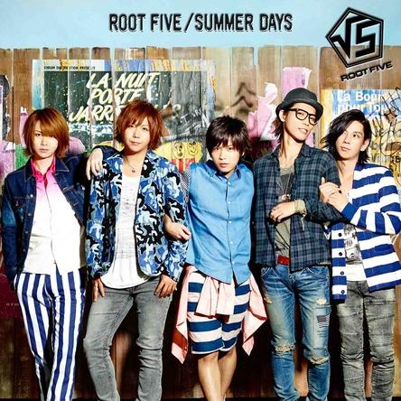 アルバム『Summer Days』 【初回生産限定盤B】 (okmusic UP's)