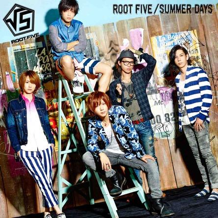 アルバム『Summer Days』 【通常盤】 (okmusic UP's)