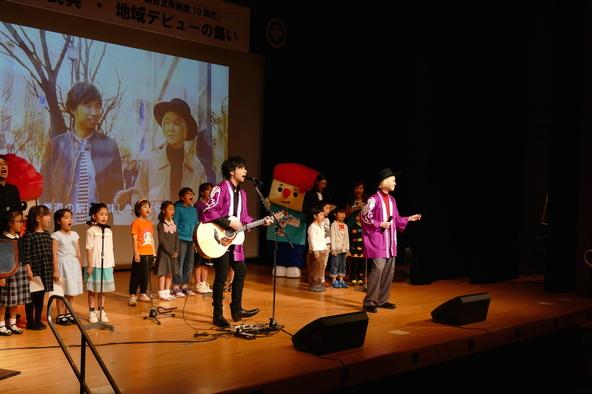 3月11日@「港区政70周年・総合支所制度10周年記念事業」記念式典 (okmusic UP\'s)