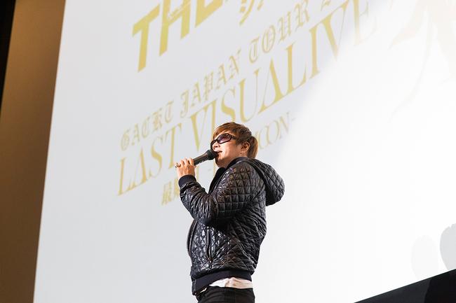 GACKT、イベントにサプライズ登場&テレビ放送不可!?な「罪の継承~ORIGINAL SIN~」MV公開