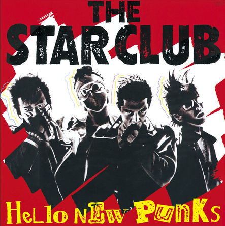 『HELLO NEW PUNKS』('84)/THE STAR CLUB (okmusic UP\'s)