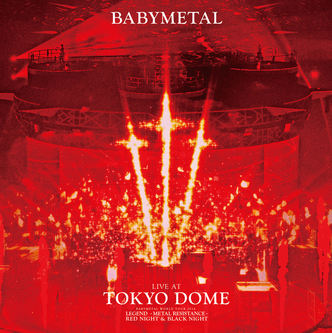 Blu-ray「LIVE AT TOKYO DOME」【初回限定盤】