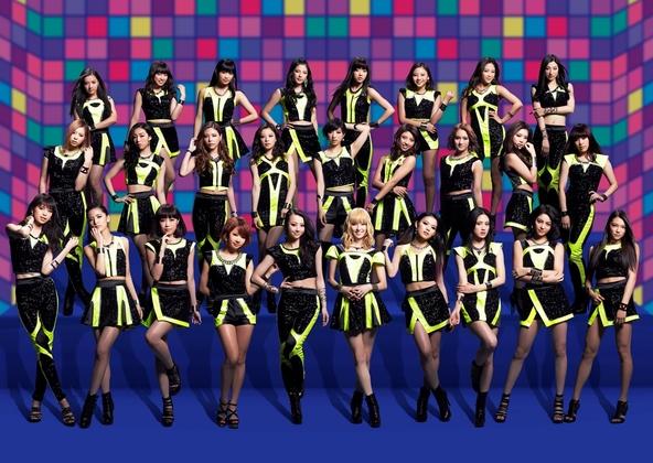 E-girls  (okmusic UP's)