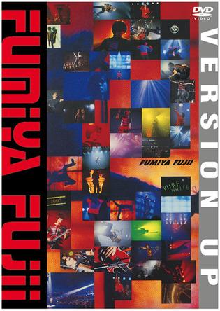 DVD 『FUMIYA FUJII VERSION UP』 (okmusic UP's)