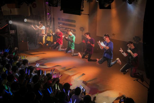 3月18日@渋谷duo MUSIC EXCHANGE