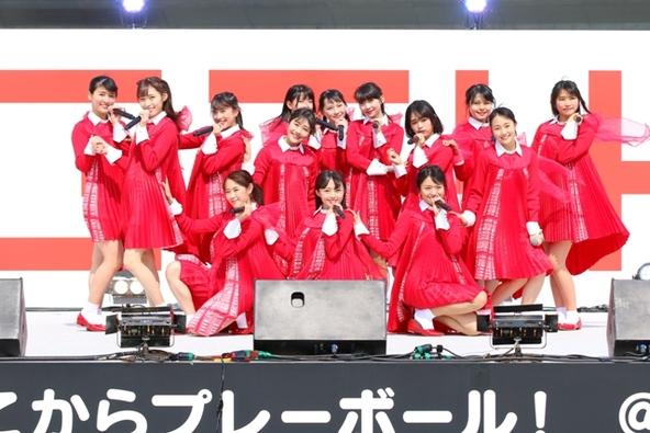 3月18日@HARD OFF ECOスタジアム新潟 (okmusic UP's)