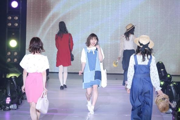 3月19日(日)@『KANSAI COLLECTION 2017 SPRING & SUMMER』 (okmusic UP's)