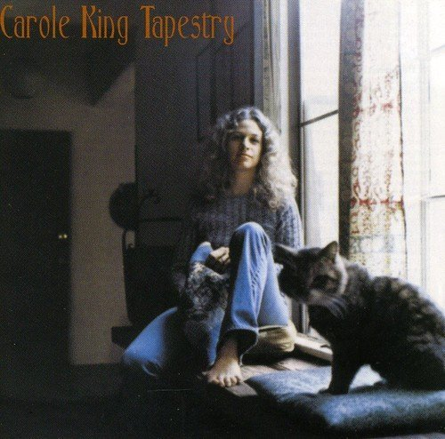 「You've Got A Friend」収録アルバム『Tapestry』/Carole King