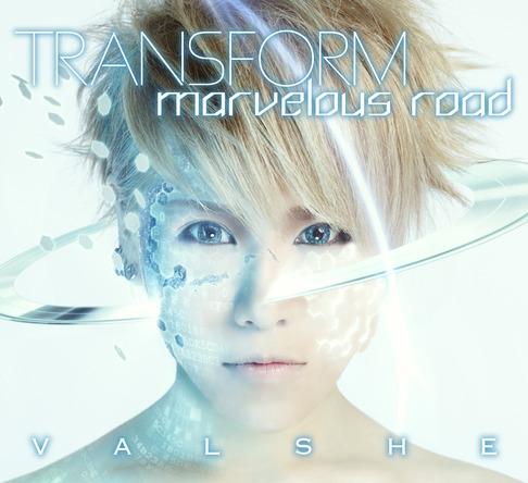 シングル「TRANSFORM / marvelous road」 【初回限定盤A】 (okmusic UP's)