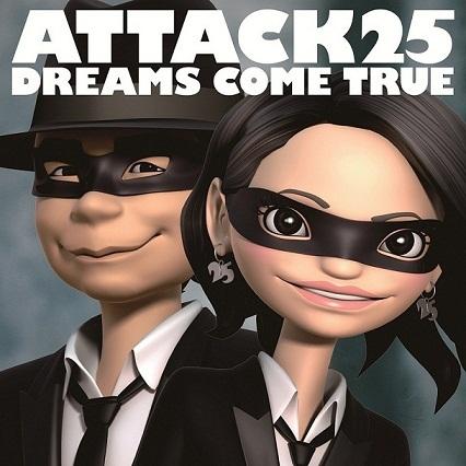 アルバム『ATTACK25』 (okmusic UP's)
