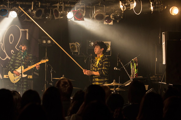 3月12日@渋谷TSUTAYA O-crest (okmusic UP's)