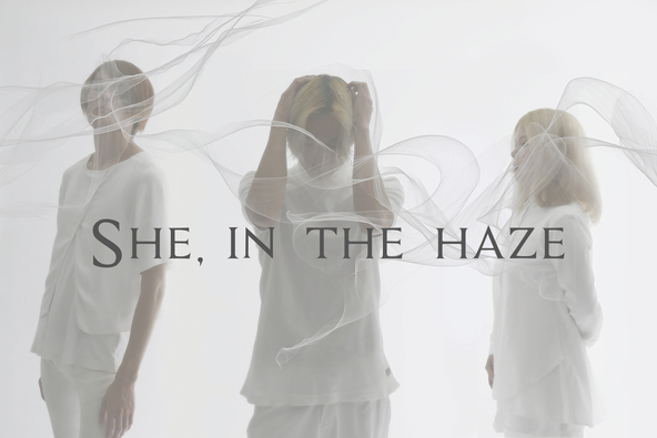 She, in the haze (okmusic UP\'s)