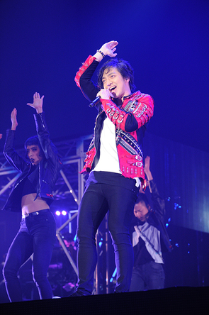 『DAICHI MIURA LIVE TOUR (RE)PLAY FINAL at 国立代々木競技場第一体育館』 (okmusic UP's)