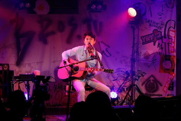 3月21日@shibuya eggman (okmusic UP's)