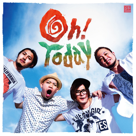 シングル「Oh! Today」 (okmusic UP's)