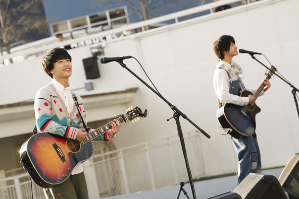 3月22日@豊洲ららぽーと (okmusic UP's)