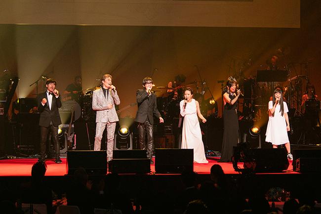 武部聡志、豪華アーティストと共演したプレミアムコンサートをWOWOWにて放送