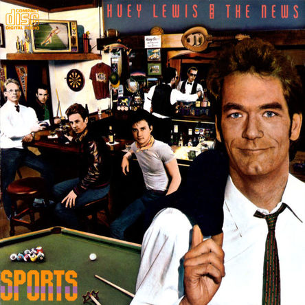 『Sports』('83)/Huey Lewis & The News (okmusic UP's)
