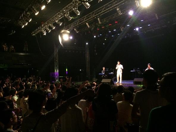 中孝介が上海、北京、広州における中国単独ライブツアーを実施(北京) (okmusic UP's)