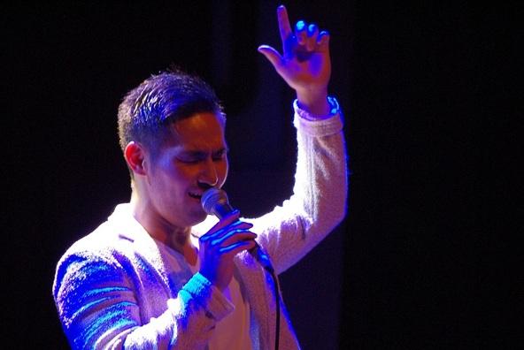 中孝介が上海、北京、広州における中国単独ライブツアーを実施(広州) (okmusic UP's)