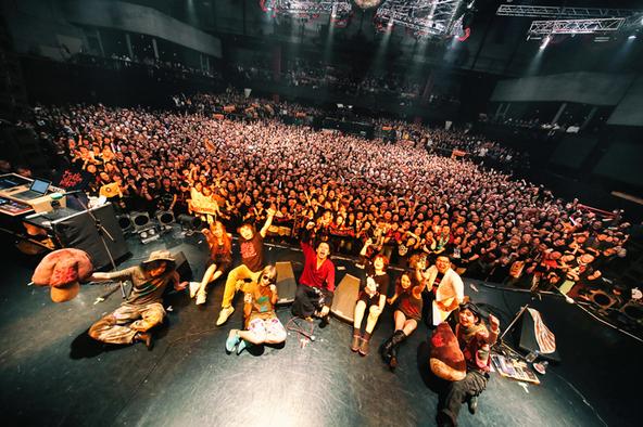 3月24日@新木場スタジオコースト (okmusic UP\'s)