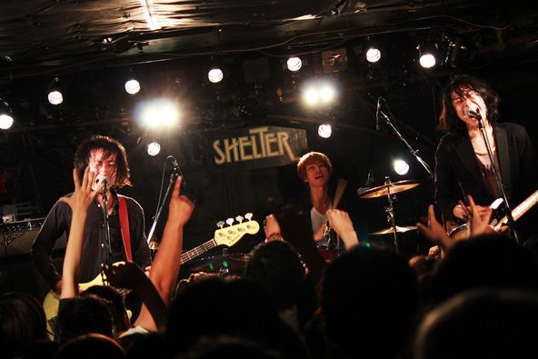 6月19日(木)@下北沢SHELTER (okmusic UP's)