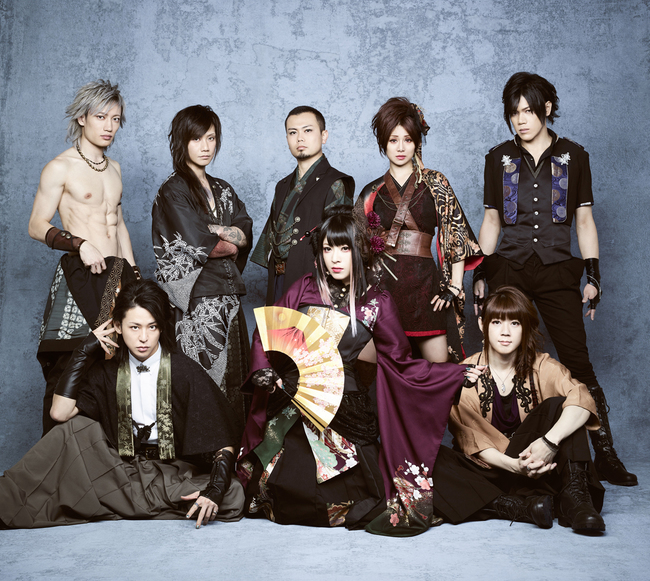 和楽器バンド、3rdアルバム『四季彩?shikisai?』が各ランキングで上位を獲得!